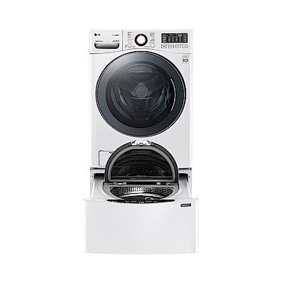 LG樂金 16KG+2.5KG TWINWash WiFi變頻洗脫烘洗衣機 WD-S16VBD
