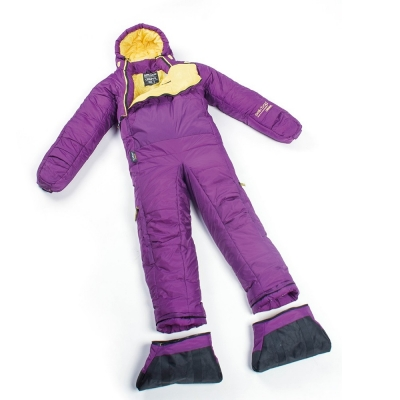 Selk Bag 神客睡袋人 5G Original 化纖保暖睡袋 朦朧紫 7°C
