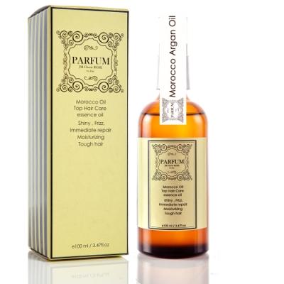Parfum 摩洛哥經典香水護髮油100ml(玫瑰)