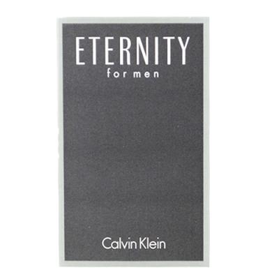 *Calvin Klein 永恆男性淡香水針管 1.2ml