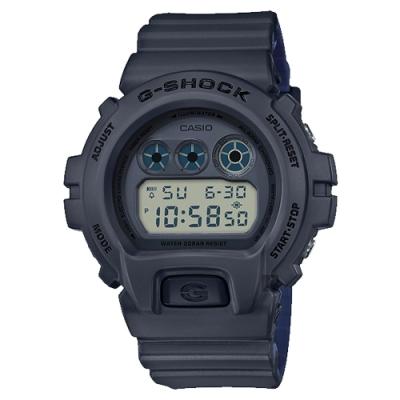 CASIO 卡西歐 G-SHOCK 霧面手錶(DW-6900LU-8)