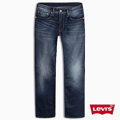牛仔褲 男款 502 中腰錐形褲 - Levis