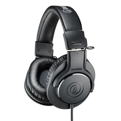鐵三角 ATH-M20x 專業監聽 耳罩式耳機