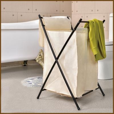 H&R安室家 掀蓋式大容量洗衣籃 置物籃 BN153
