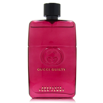 GUCCI Guilty Absolute罪愛完美浪漫 女性淡香精90ml無盒版