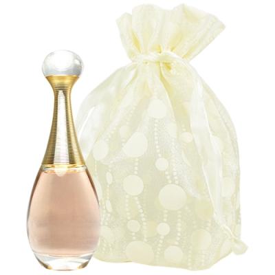 Dior 迪奧 J adore 淡香水精巧版(5ml)旅行袋組