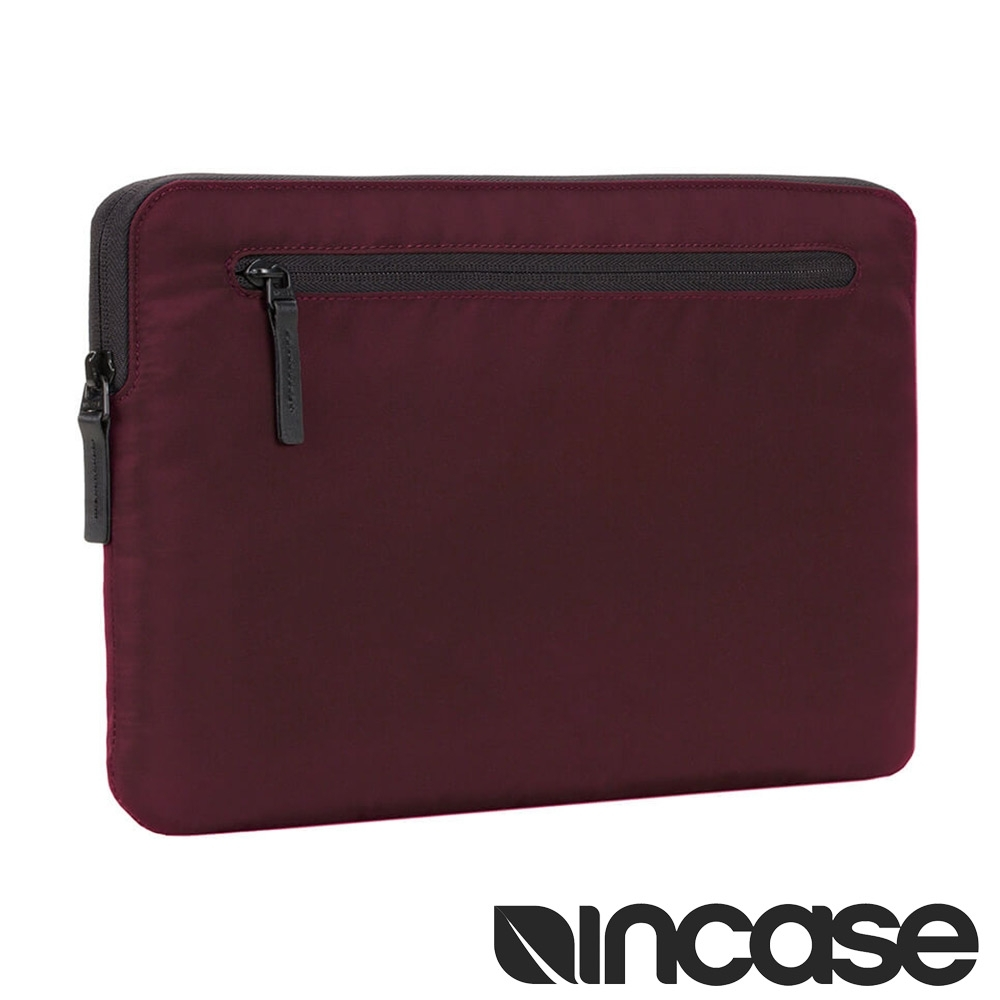 Incase Compact Sleeve MacBook 12吋 筆電內袋 (酒紅)