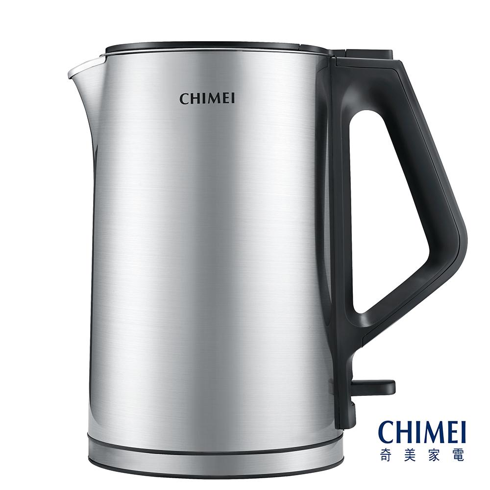 CHIMEI奇美 1.5L三層防燙不鏽鋼快煮壺(星鑽鋼) KT-15MD01