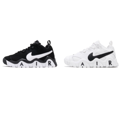 NIKE 休閒鞋 Air Barrage Low 男女鞋 復古 2色單一價