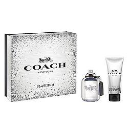 Coach Platinum 紐約白金男性淡香精 60ml 禮盒