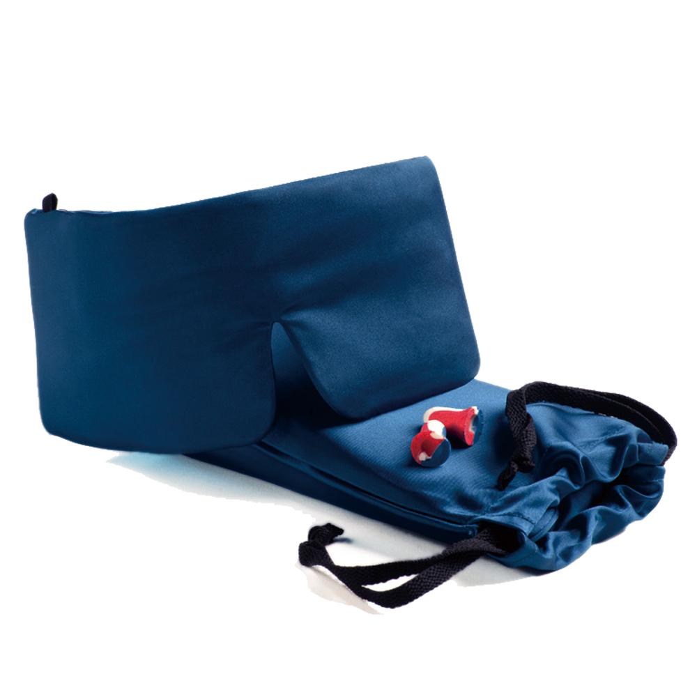 Sleep Master 精品 睡眠用 藍色眼罩-豪華版