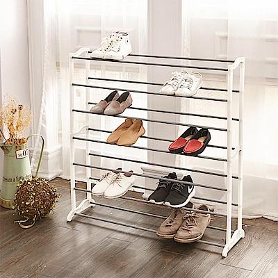 H&R安室家 簡易多層堆疊鞋架SHF25