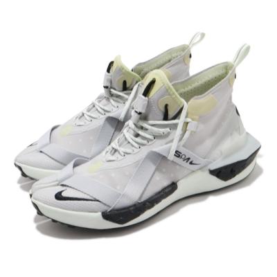 Nike 休閒鞋 Drifter Split ISPA 男鞋 分趾設計 都市機能 球鞋穿搭 灰 綠 AV0733001
