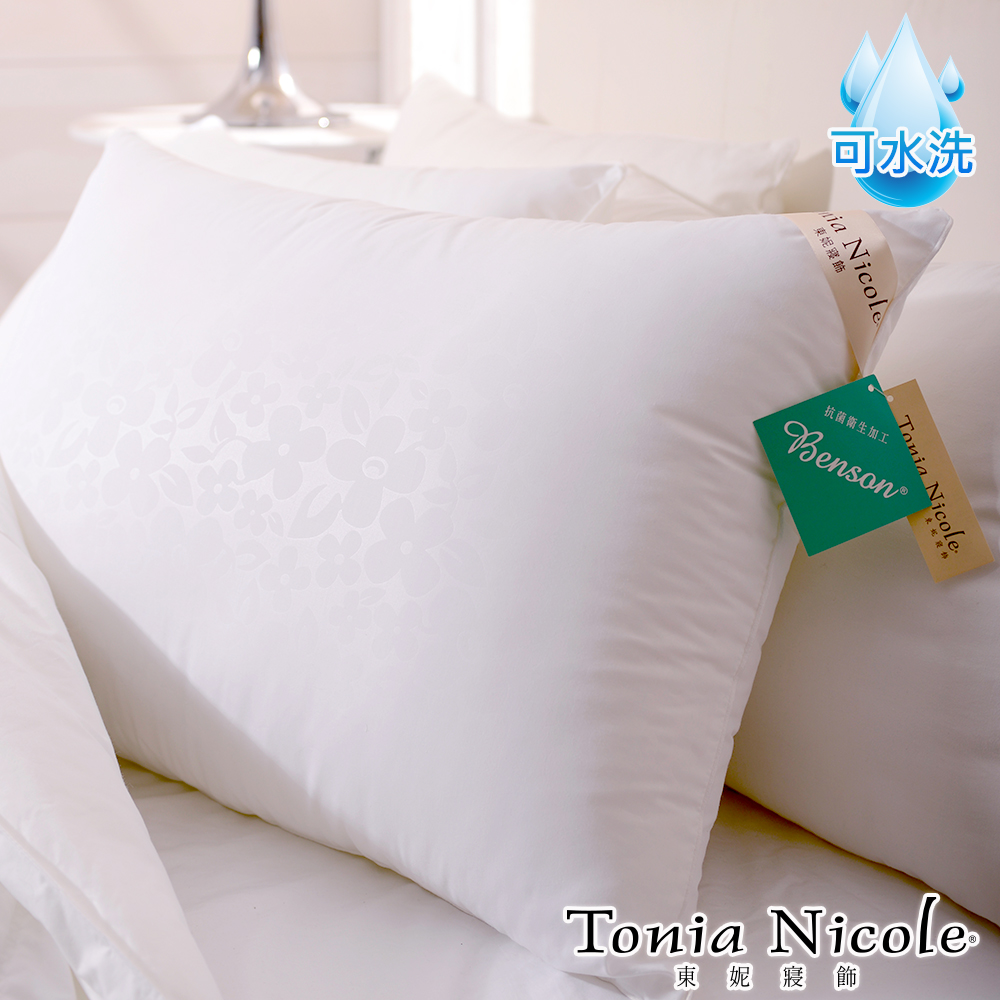 Tonia Nicole東妮寢飾 輕量蓬鬆健康優適枕(1入)