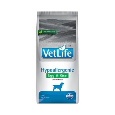 Farmina法米納|天然處方系列-犬用皮膚保健低敏配方(雞蛋+白米)2KG