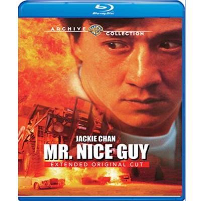 一個好人 Mr. Nice Guy  藍光 BD