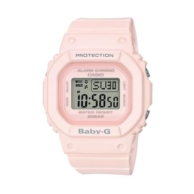 CASIO卡西歐 經典復古BABY-G電子錶(BGD-560-4D)
