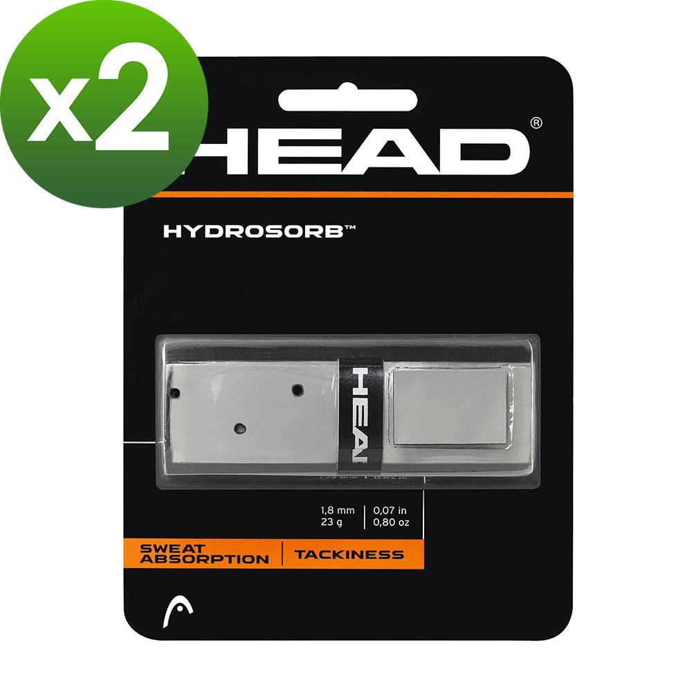 HEAD HydroSorb 底層握把布/握把皮(灰黑)-2卡 285014