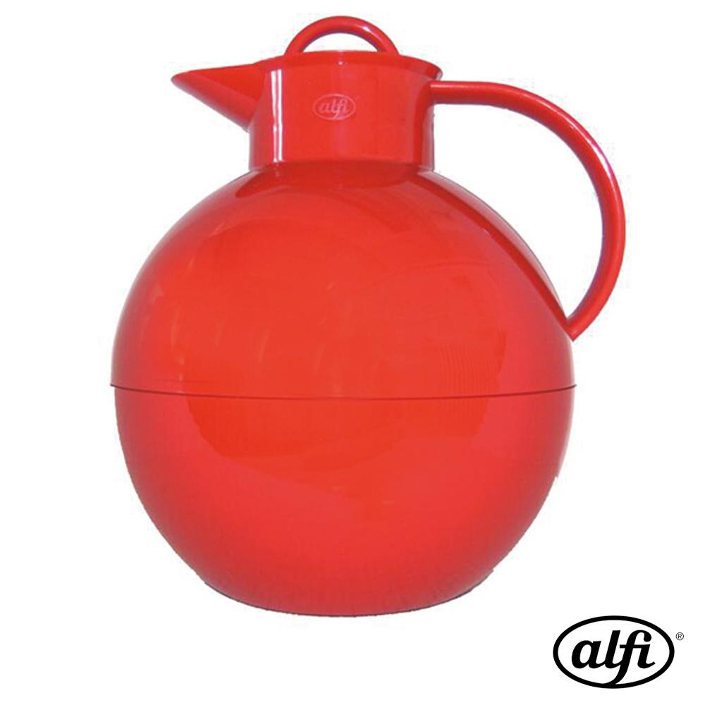 alfi愛麗飛 Kugel 真空保溫壺0.94L(KUG-094-RD)-亮紅色