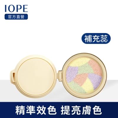 IOPE艾諾碧 緊顏光透智能調色隔離氣墊(粉蕊)14g