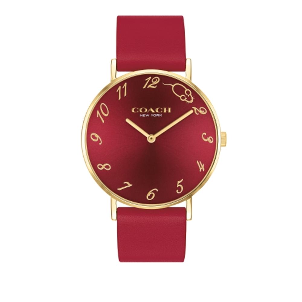 (時時樂)COACH 鼠閃高時尚腕錶-36mm (14503486)
