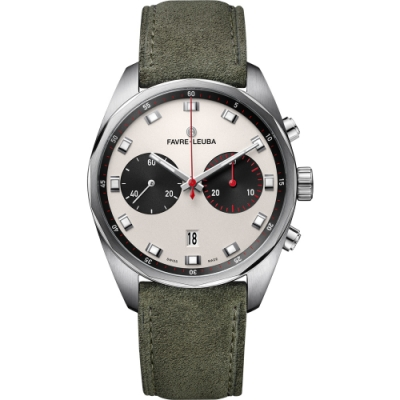 Favre-Leuba域峰表Chief系列Sky Chief Chronograph腕錶(00.10202.08.22.49)-43mm