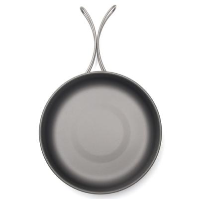 犀牛RHINO 超輕鈦合金煎鍋
