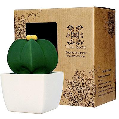 ThaiScent泰香 星星仙人掌擴香精禮盒(三款香氣任選)