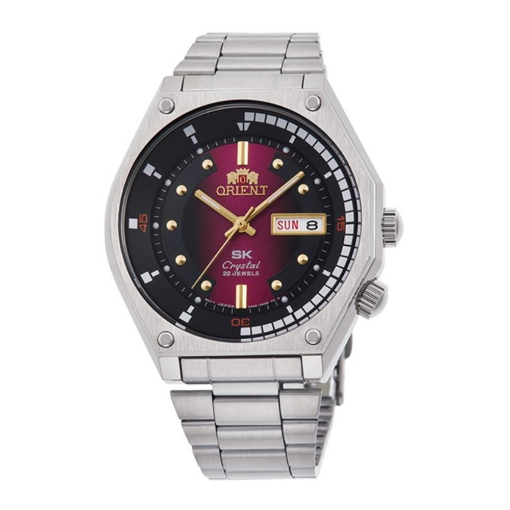 ORIENT 日本 東方錶 機械錶(RA-AA0B02R)紅/41.7mm