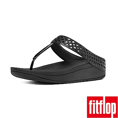 FitFlop SAFI TOE-THONG-黑色