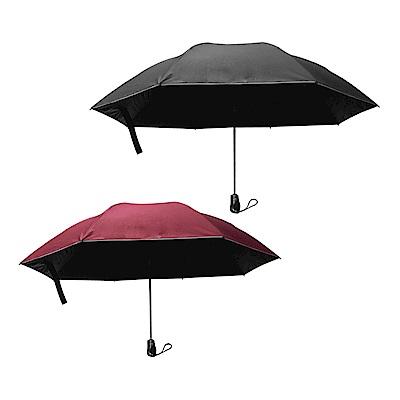 五人十 A127巨無霸防曬自動反向傘