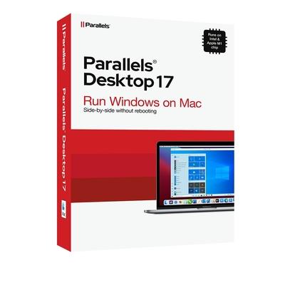 Parallels Desktop 17 for Mac 標準版