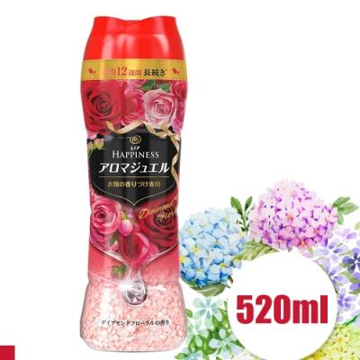 日本 P&G 第四代 衣物芳香顆粒 520ml 四種香氣 6入組