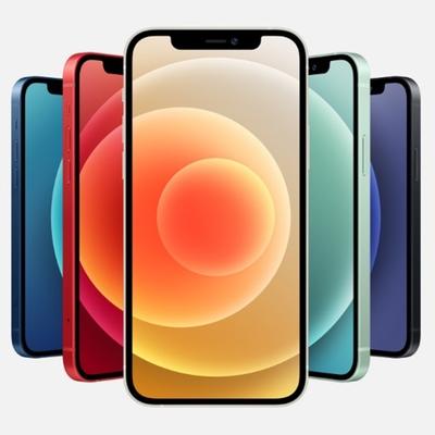【福利品】Apple  iPhone 12 mini  64G 5.4吋手機 電池健康度100% 外觀無傷