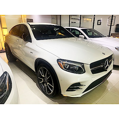 [訂金賣場]2017 Mercedes-Benz AMG GLC43 Coupe(外匯車)