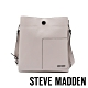 STEVE MADDEN-BLOUISA 質感大容量多夾層側背斜背大方包-灰色 product thumbnail 1
