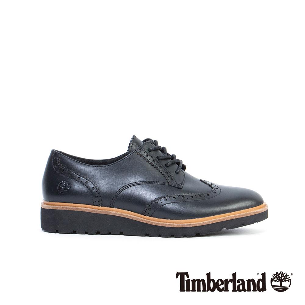 Timberland 女款黑色牛津鞋 | A1MMD015 @ Y!購物