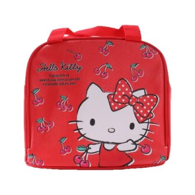 Hello kitty便當袋 f0359 魔法Baby