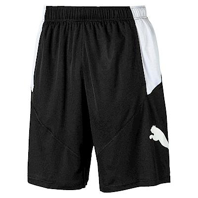 PUMA-男性訓練系列大跳豹短褲-黑色-歐規