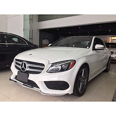 [訂金賣場]2015 Mercedes-Benz C300 AMG(外匯車)