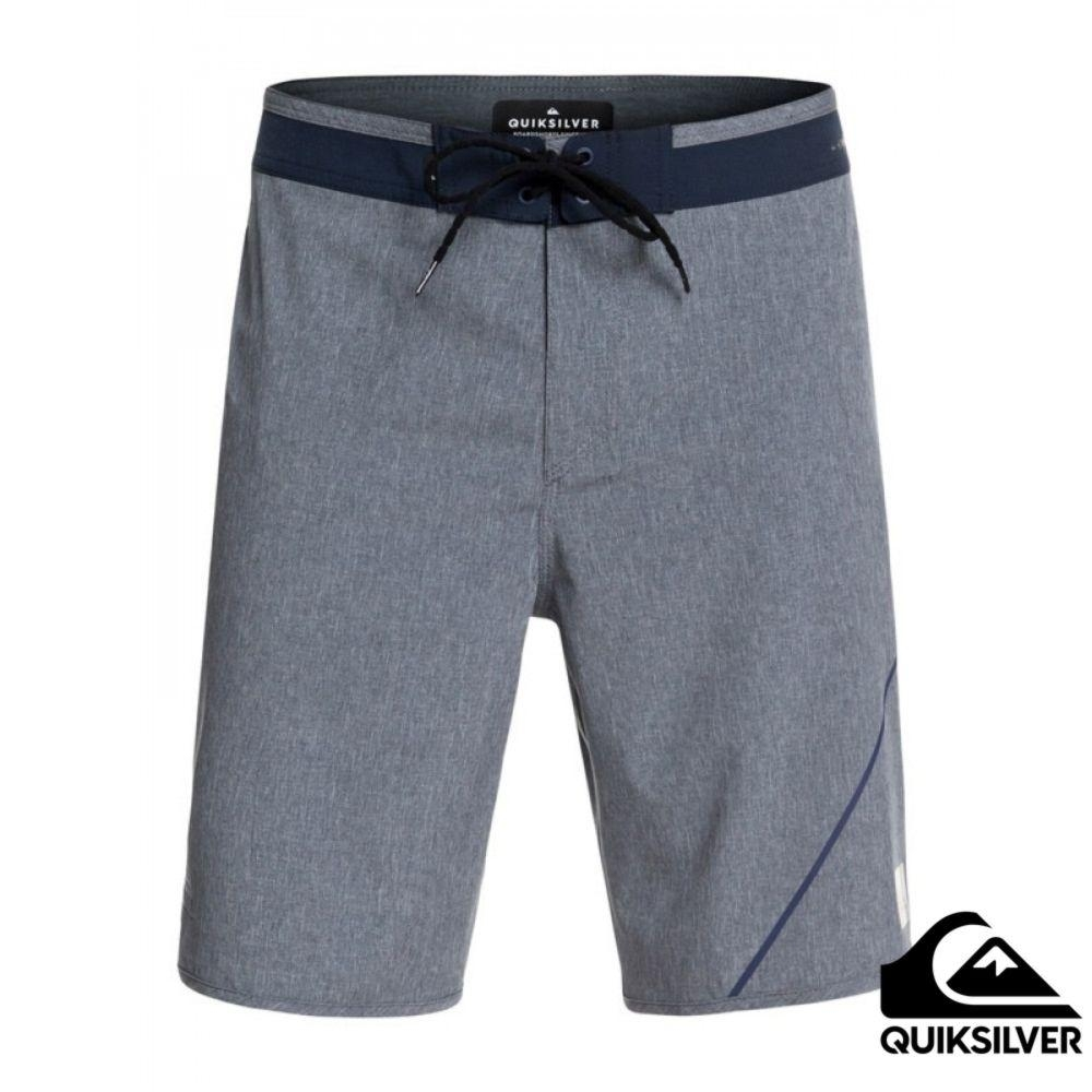 【Quiksilver】MANIC SOLID 21 衝浪褲 灰