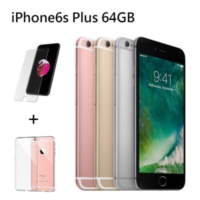 [無卡分期-12期]Apple iPhone 6s Plus64GB (福利品) 2入