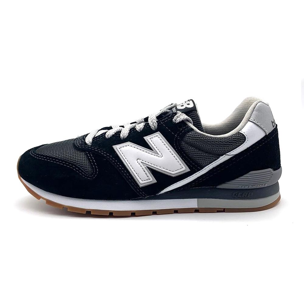 New Balance  996系列 男女休閒鞋-黑-CM996SMB-D