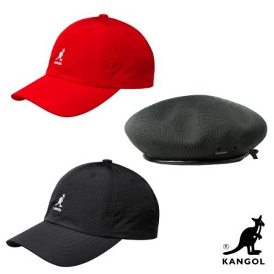 [時時樂限定]KANGOL棒球帽、貝雷帽(多色可選)