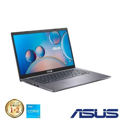 ASUS X415EA 14吋筆電 (i3-1115G4/4G+8G/128G SSD/Laptop/Win10 S/星空灰/特仕版)