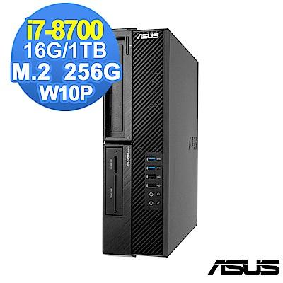 ASUS M840SA i7-8700/16G/1TB+256G/W10P