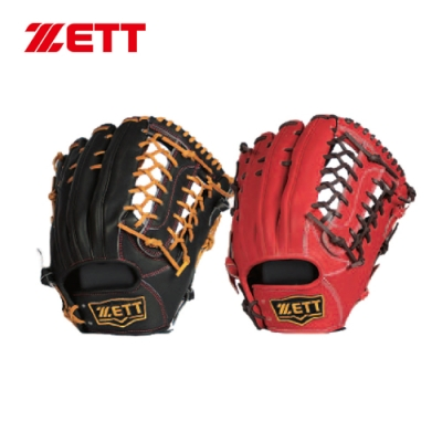 ZETT 高級硬式金標全指手套 13吋 外野手用 BPGT-237