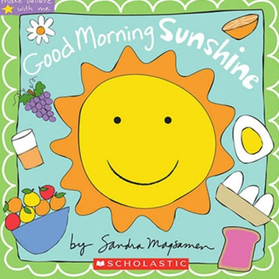 Good Morning, Sunshine 太陽公公早安操作書
