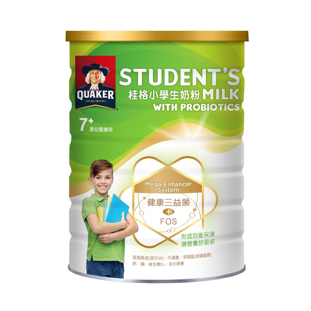 桂格  三益菌小學生奶粉1500g