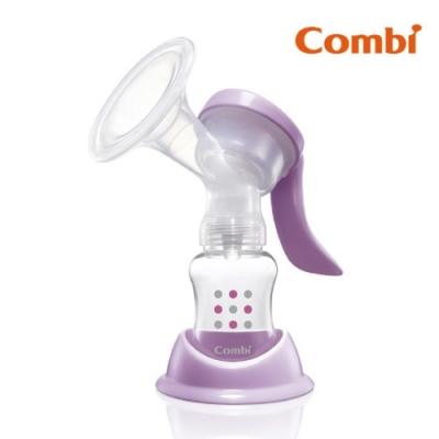 【Combi】自然吸韻手動吸乳器